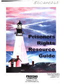 Prisoners Rights Resource Guide