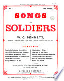 Songs for soldiers Book PDF