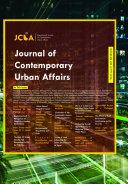 Journal of Contemporary Urban Affairs  No 3  Vol 1  2019