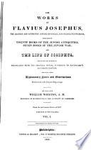 The Works of F  Josephus