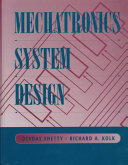 Mechatronics System Design Book