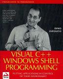 Visual C++ Windows Shell Programming
