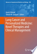 Lung Cancer and Personalized Medicine  Novel Therapies and Clinical Management