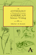 An Anthology of Nineteenth Century American Science Writing