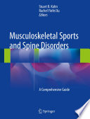 Musculoskeletal Sports and Spine Disorders