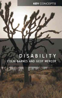 Cover of Disability