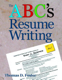 The ABC's of Resume Writing