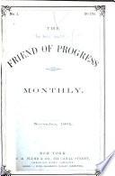 The Friend of Progress Book