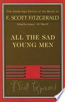 Fitzgerald  All The Sad Young Men Book PDF