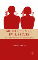 Moral Selves, Evil Selves Pdf/ePub eBook