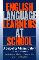 English Language Learners at School
