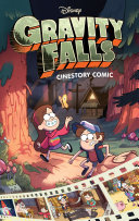 Disney Gravity Falls Cinestory Comic