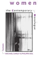 The Contemporary Monologue, Women