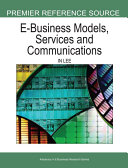 E Business Models  Services and Communications