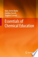 Essentials of Chemical Education