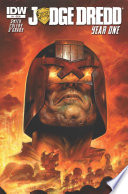 Judge Dredd  Year One  4