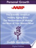 AARP The Scientific American Healthy Aging Brain Book