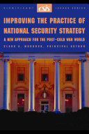 Improving the Practice of National Security Strategy Book