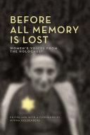 Before All Memory is Lost [Pdf/ePub] eBook