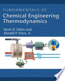 Fundamentals of Chemical Engineering Thermodynamics Book