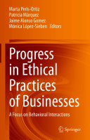 Progress in Ethical Practices of Businesses