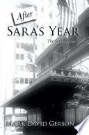 After Sara s Year
