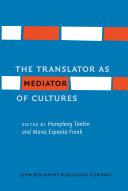 The Translator as Mediator of Cultures Pdf/ePub eBook
