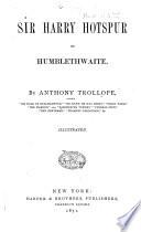 Sir Harry Hotspur of Humblethwaite Book PDF
