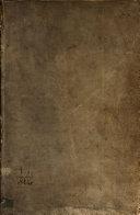 Herrn Johann Christoph Sturms, Weyland der Mathematischen- und Natur-Wissenschafften Hochverdienten Professoris Publici zu Altorff, Kurtzgefasste Mathesis Oder Erste Anleitung zu Mathematischen Wissenschafften