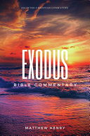 Exodus - Complete Bible Commentary Verse by Verse [Pdf/ePub] eBook