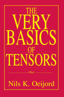 The Very Basics of Tensors