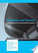 """Hospitality and Tourism: Synergizing Creativity and Innovation in Research"" by Norzuwana Sumarjan, Zahari Mohd Salehuddin Mohd, Radzi Salleh Mohd, Mohi Zurinawati, Hanafiah Mohd Hafiz Mohd, Bakhtiar Mohd Faeez Saiful, Zainal Artinah, Saiful Bakhtiar, Mohd Hafiz, Mohd Hanafiah"