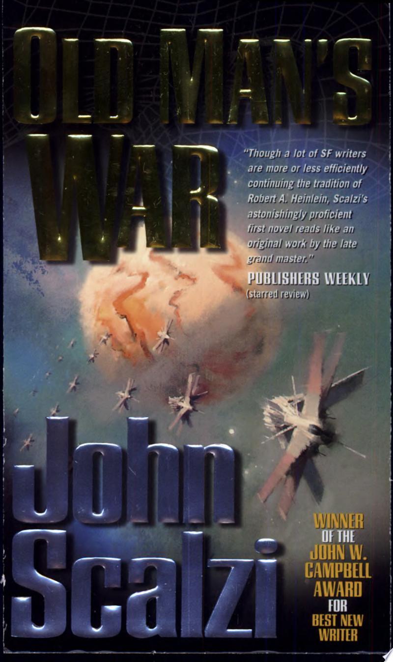 Old Man's War image