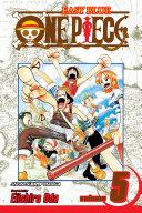 One Piece  Vol  5 Book