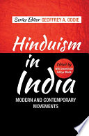 Hinduism in India Modern and Contemporary Movements