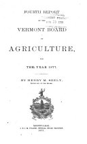Annual Report     of the Board of Agriculture for the Year Ending June 30th