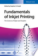 Fundamentals of Inkjet Printing