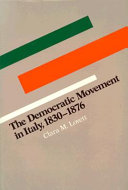 The Democratic Movement in Italy  1830 1876