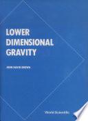 Lower Dimensional Gravity