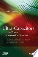 Ultra Capacitors in Power Conversion Systems