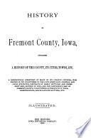 History of Fremont County, Iowa