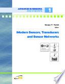 Modern Sensors Transducers And Sensor Networks Book PDF