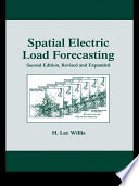 Spatial Electric Load Forecasting