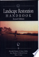 Landscape Restoration Handbook  Second Edition Book