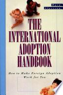The International Adoption Handbook Book PDF