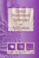 Optical Measurement Techniques and Applications