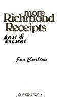 More Richmond Receipts