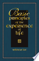 Basic Principles of the Experience of Life