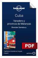 Cuba 8_6. Varadero y provincia de Matanzas