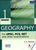 Geography Workbook - 1